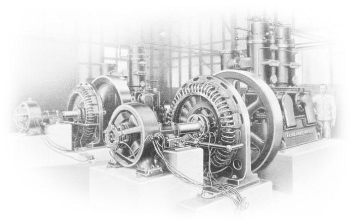 Fairbanks-Morse Y-VA Engine Diesel