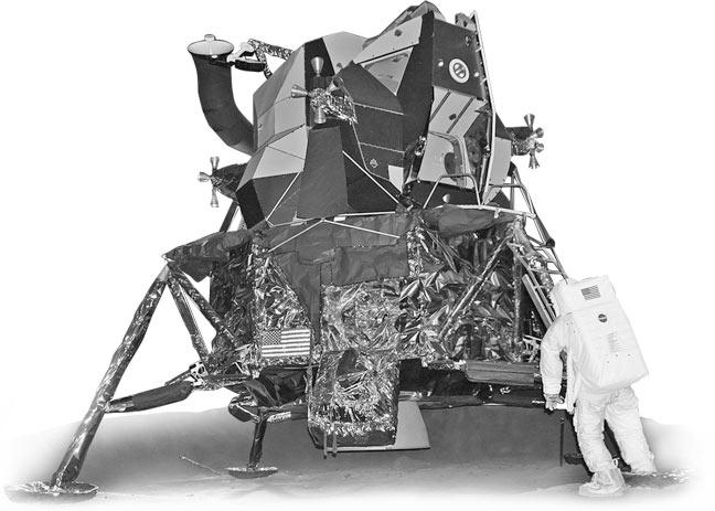 Apollo Lunar Module LM-13