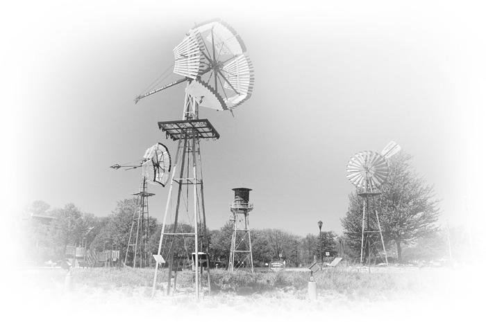 Batavia Windmills