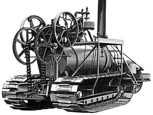 Holt Caterpillar Tractor