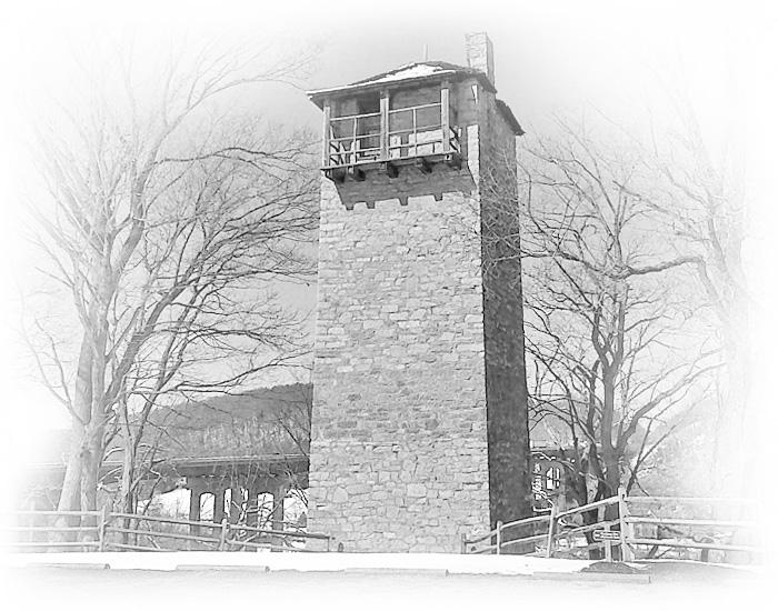 Jackson Ferry Shot Tower