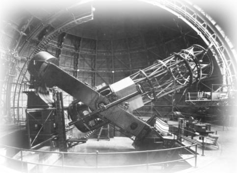 Mount Wilson Observatory, 100-inch Hooker Telescope