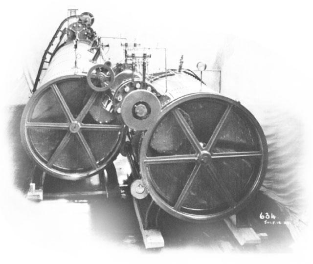 Rotary Pressure Sterilizer