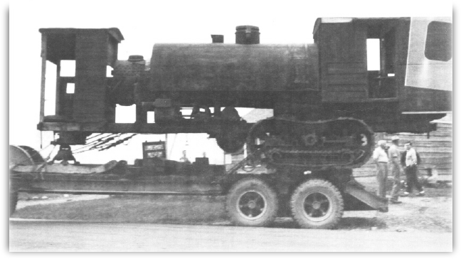 Lombard Steam Log Hauler (1910)