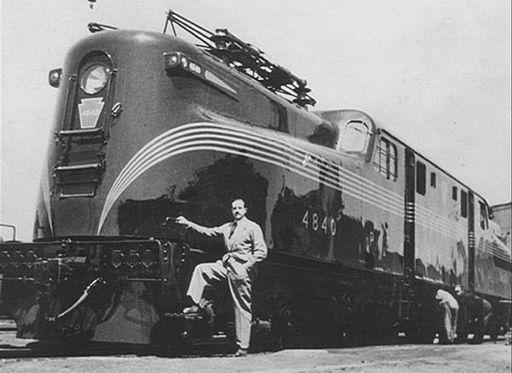 Penn. RR GG1 Electric Locomotive #4800