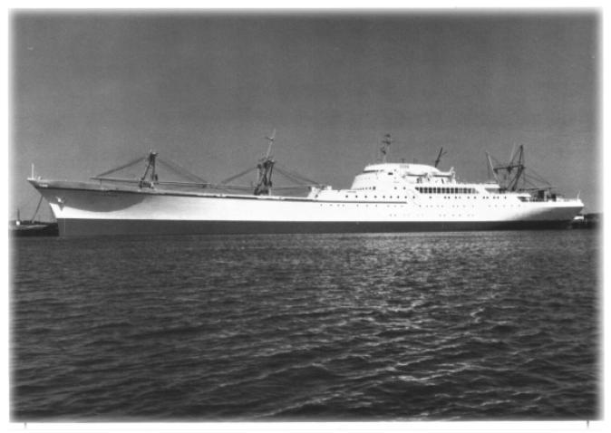 NS Savannah (1962)**