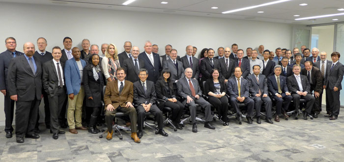 ASME Hosts Plenary Meeting of ISO Technical Committee on Lifts, Escalators, and Moving Walks