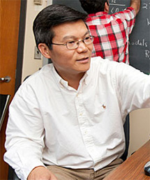 Lian-Ping Wang, Ph.D.
