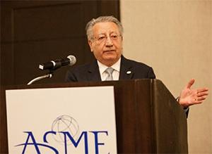 ASME President Said Jahanmir Discusses the ASME Family