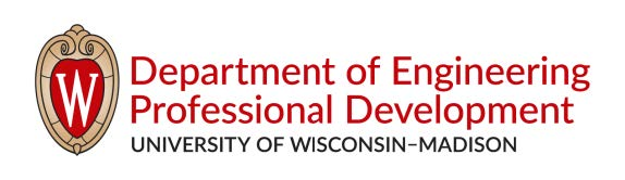 Depart of Engineering Professional Dev Univ Wisconsin Madison